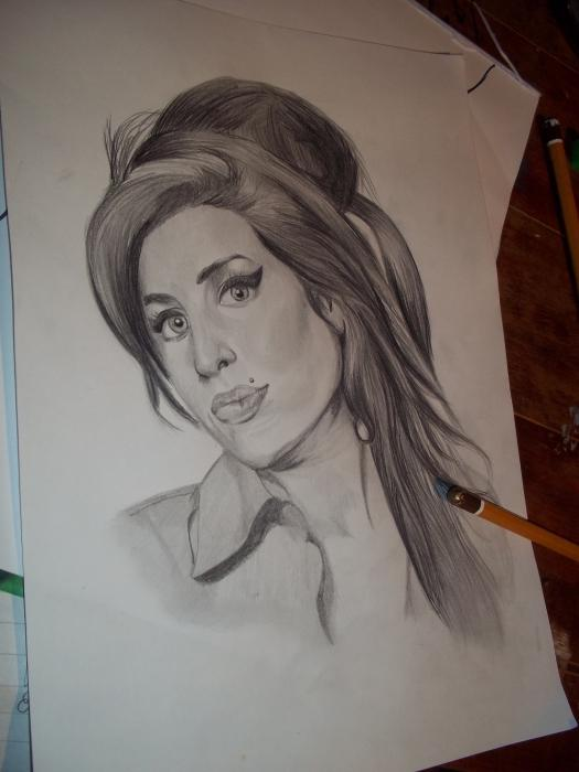 Amy Winehouse por Fairy